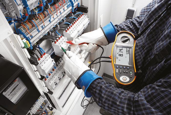 Испытание средств защиты в электроустановках